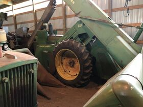 Kevin Bos Antique Tractor and Equipment Collection featured photo 7