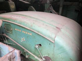 Kevin Bos Antique Tractor and Equipment Collection featured photo 9