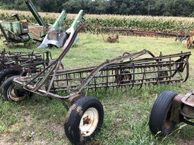 Kevin Bos Antique Tractor and Equipment Collection featured photo 12