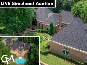6,322 SF, 4 Bedroom, Brick Home w/Pool & 1 Bedroom Studio on 2.85+/- Acres - Live Simulcast Auction Henderson, KY featured photo 1