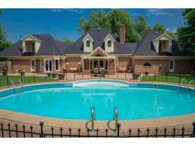6,322 SF, 4 Bedroom, Brick Home w/Pool & 1 Bedroom Studio on 2.85+/- Acres - Live Simulcast Auction Henderson, KY featured photo 2