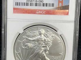 Coin Auction for Mr. Rueben #2 Ending Thursday, Sept. 16th at 9am featured photo 6