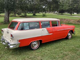 1955 Chevy BelAir Station Wagon featured photo 5