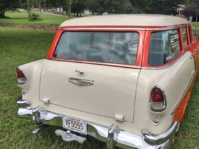 1955 Chevy BelAir Station Wagon featured photo 6