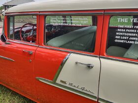 1955 Chevy BelAir Station Wagon featured photo 9