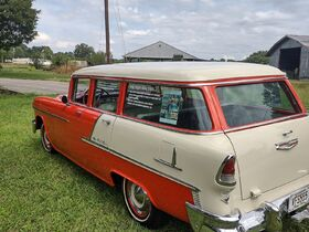 1955 Chevy BelAir Station Wagon featured photo 11