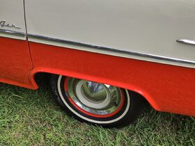 1955 Chevy BelAir Station Wagon featured photo 12