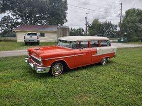 1955 Chevy BelAir Station Wagon featured photo 3