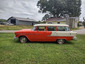 1955 Chevy BelAir Station Wagon featured photo 4