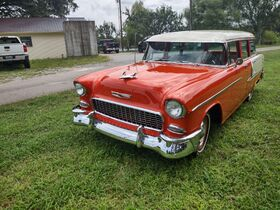 1955 Chevy BelAir Station Wagon featured photo 2