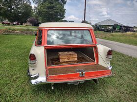 1955 Chevy BelAir Station Wagon featured photo 7