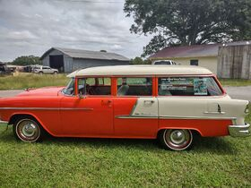 1955 Chevy BelAir Station Wagon featured photo 8
