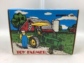 Collector Toy Tractors, NIB - Primarily John Deere | Clowns - Emmett Kelly Jr + Others featured photo 4