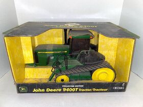 Collector Toy Tractors, NIB - Primarily John Deere | Clowns - Emmett Kelly Jr + Others featured photo 9