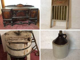 Antiques, Collectibles, Household, Glassware featured photo 1