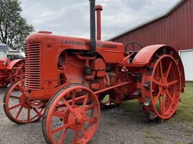 Bill & James Ware Antique Tractor, Toy and Parts Auction featured photo 2