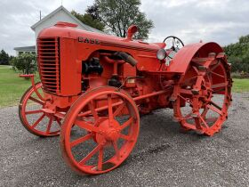 Bill & James Ware Antique Tractor, Toy and Parts Auction featured photo 3