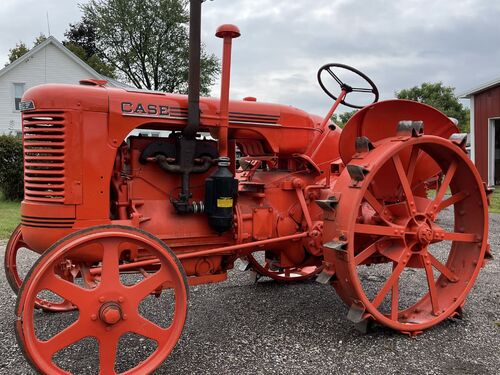 Bill & James Ware Antique Tractor, Toy and Parts Auction featured photo