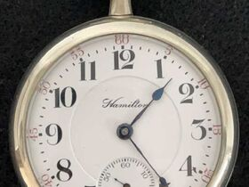 Pocket Watch Auction Ending Sept. 17th featured photo 1