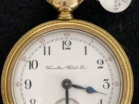 Pocket Watch Auction Ending Sept. 17th featured photo 3