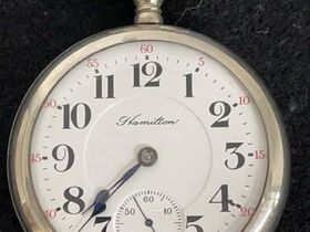 Pocket Watch Auction Ending Sept. 17th featured photo 4