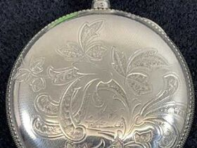 Pocket Watch Auction Ending Sept. 17th featured photo 7