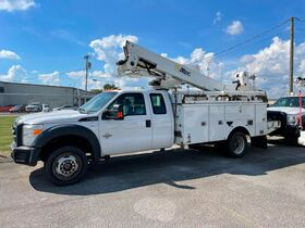 Middle Tennessee Electric Membership Company Fleet of Vehicles and Equipment For Sale featured photo 3