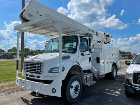 Middle Tennessee Electric Membership Company Fleet of Vehicles and Equipment For Sale featured photo 5