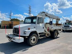 Middle Tennessee Electric Membership Company Fleet of Vehicles and Equipment For Sale featured photo 9