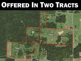 195+ Acre Laconia Real Estate Online Only Auction featured photo 1