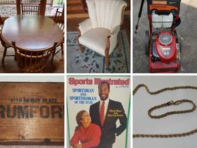 Tools, Furniture, Jewelry, Collectibles featured photo 1