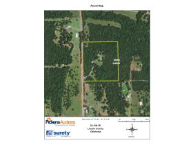 LINCOLN COUNTY AUCTION - Home, 10+/- Acres plus Personal Property featured photo 1