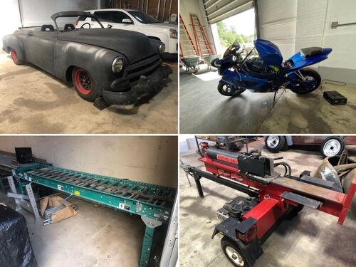 Contractor Downsizing Liquidation Auction - Clairton, PA featured photo
