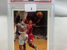 Sports Auction #26 - PSA Graded Cards featured photo 2