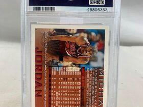 Sports Auction #26 - PSA Graded Cards featured photo 3