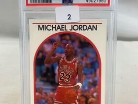 Sports Auction #26 - PSA Graded Cards featured photo 4