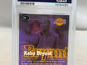 Sports Auction #26 - PSA Graded Cards featured photo 7