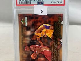 Sports Auction #26 - PSA Graded Cards featured photo 10