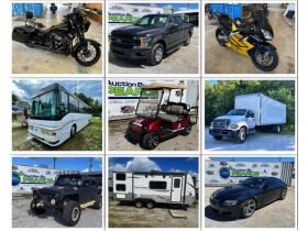 Vehicles, Equipment, Box Trucks, Boats and Trailers featured photo 1
