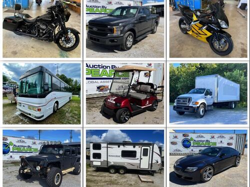 Vehicles, Equipment, Box Trucks, Boats and Trailers featured photo