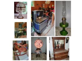 Jukebox, Riding Lawn Mower, Mickey Mouse Watches, Christmas Items and More featured photo 1