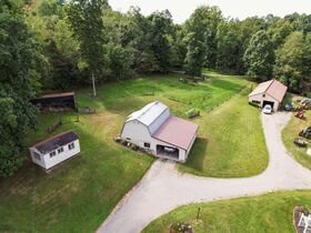 Home & Outbuildings on 8.2 Acres in Charm & Walnut Creek Area featured photo 6