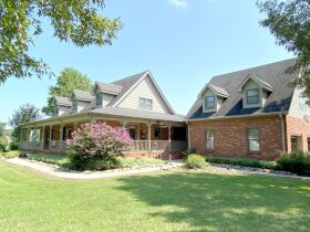 Spacious Country Estate on 9.37+/- Acres - Over 5,590+/- Square Foot Home & Guest Cabin - AUCTION Oct. 23rd featured photo 3