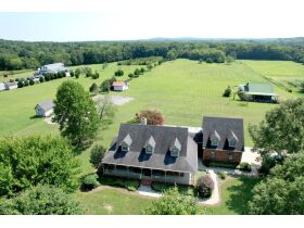 Spacious Country Estate on 9.37+/- Acres - Over 5,590+/- Square Foot Home & Guest Cabin - AUCTION Oct. 23rd featured photo 7