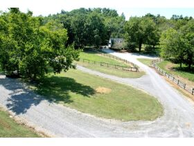 Wonderful Mini Farm - Needs Finishing Touches - 3 Bedroom Home, Barn, Outbuildings on 20.93+/- Acres - AUCTION Oct. 24th featured photo 2