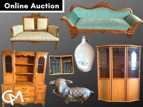 Furnishings, Antiques, Tools, Appliances, & Vintage Collectibles - CMAR West Online Consignment Auction - Mt. Vernon, IN featured photo 1