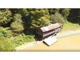 Duck Club/Home with 6.33 Acres +/- on Black River! featured photo 10