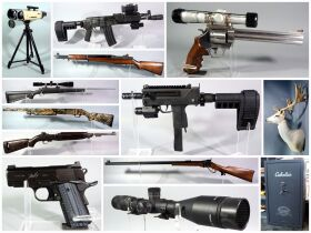 High Caliber Firearm And Sportsman Auction featured photo 1