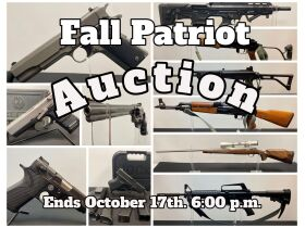 Fall Patriot Auction featured photo 1