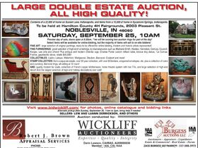 We're Going Live Double Estate Auction featured photo 1